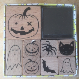 Halloween Stempelset