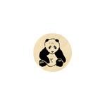 Panda klein 13 mm