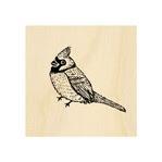 Kardinaalsvogel 25 mm