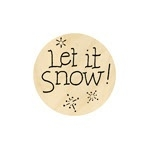 Let it snow 19 mm
