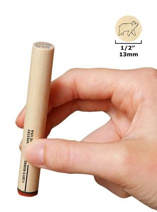 IJsbeertje klein 13 mm