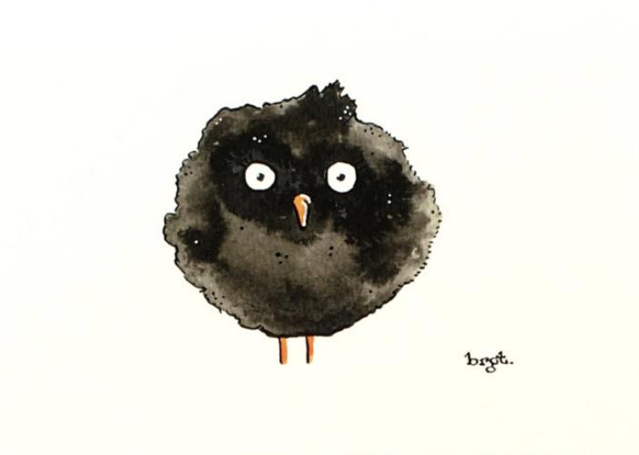 Vogeltje 3