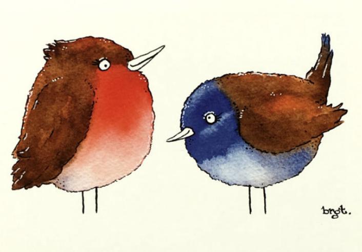Vogeltjes 6
