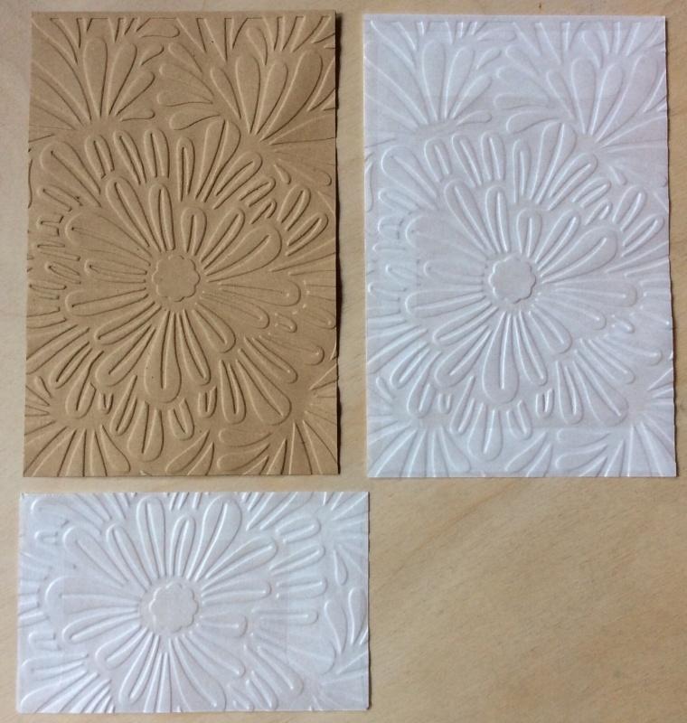 BLOEMENVUURWERK 10 Pergamijn enveloppen of bruine loonzakjes