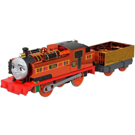 Metallic Celebration Nia Trackmaster