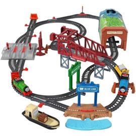 Talking Thomas and Percy Set Trackmaster