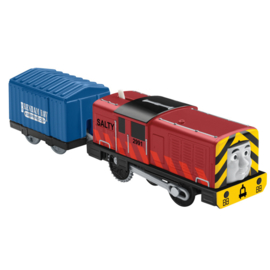 Salty Trackmaster