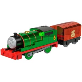Metallic Celebration Percy Trackmaster
