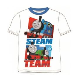 T-shirt Steam Team (wit)