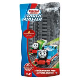 Rechte rails Trackmaster