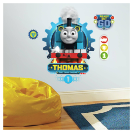 Muursticker Thomas