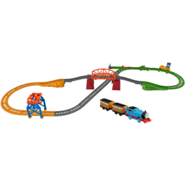 3-in-1 speelset Trackmaster