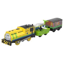 Raul en Emerson Trackmaster