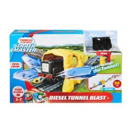 Diesel Tunnel Blast Set Push Along