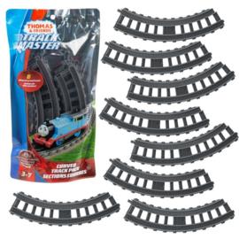 Bocht rails Trackmaster