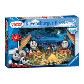 Puzzel Big Adventures - 35 stukjes