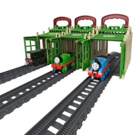 Tidmouth Shed Diesel Push Along