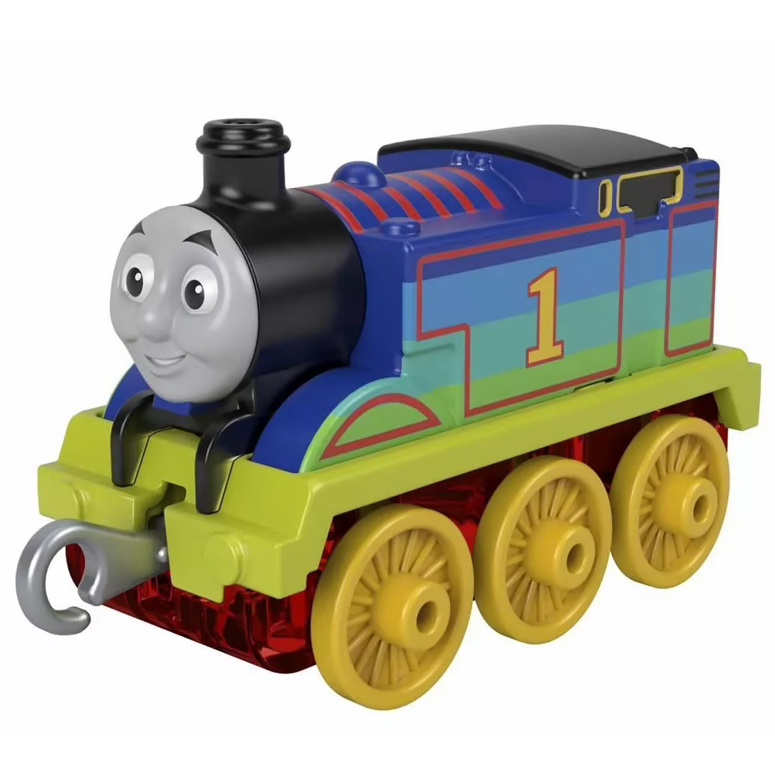 Regenboog Thomas Push Along