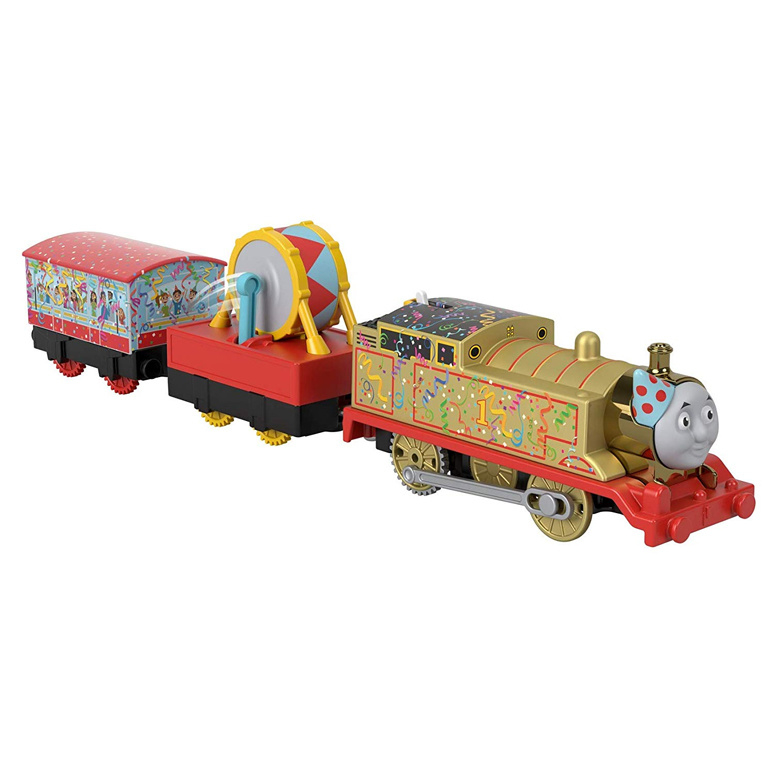 Gouden Thomas Trackmaster