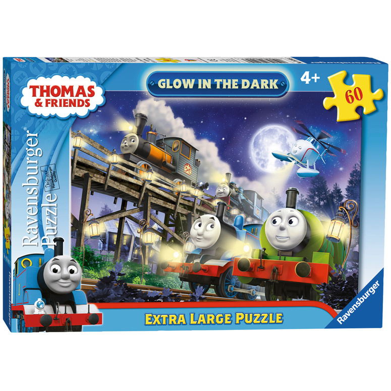Puzzel Glow in the dark XL