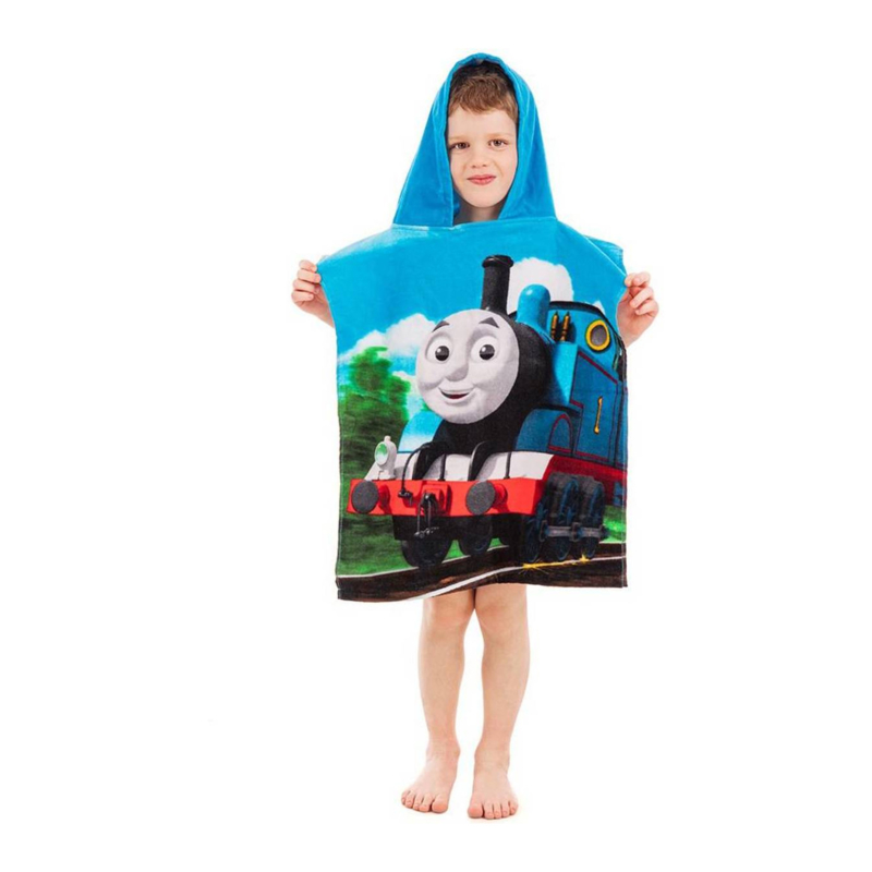 Handdoek poncho