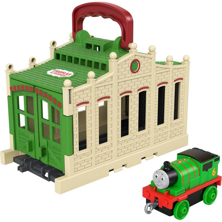 Tidmouth Shed Percy Push Along