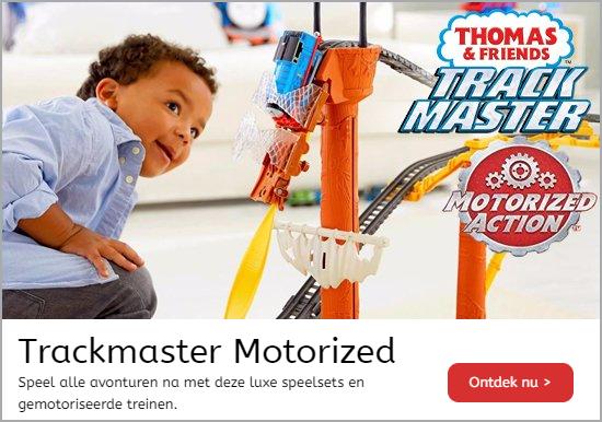 Thomas de Trein Trackmaster Motorized