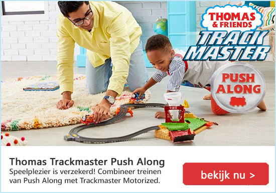 Thomas Trackmaster Push Along