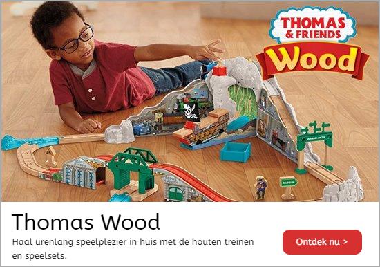 Thomas de Trein Wood
