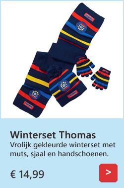 Thomas de Trein winterset