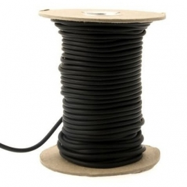 Extra rubber wire
