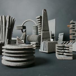 cast iron  presse papier