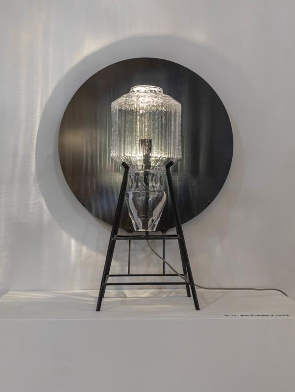 lamp plate