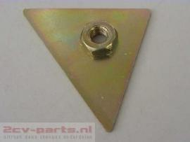 Spiegelsteun (driehoekje) 2cv