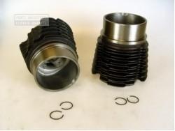 Zuiger/cylinder set 9,0 parts industrie