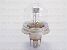 Gloeilamp wit duplo 40/45 watt 6 volt