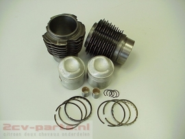 Set zuigers cylinders 2cv6 8.5