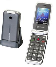 Mobiele telefoon voor slechthorenden met noodknop - M7000i