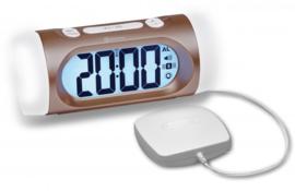 Wekker met trilkussen voor slechthorenden en doven, TCL-350