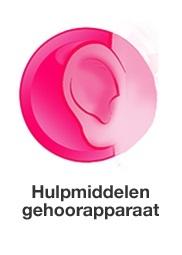 Batterijen voor gehoorapparaten