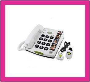 alarmtelefoon voor slechthorenden huistelefoon