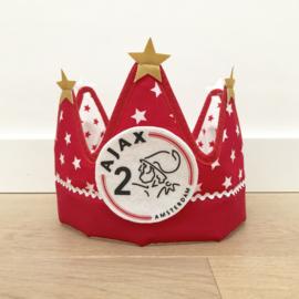 Verjaardagskroon Ajax