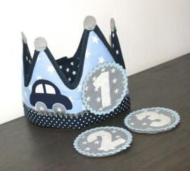 Verjaardagskroon  auto