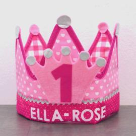 Verjaardagskroon Ella Rose