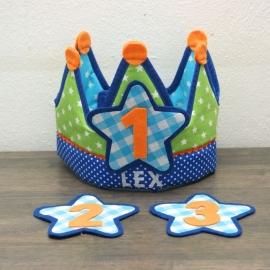 "Verjaardagskroon ""Lex"""