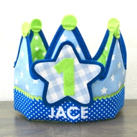 Verjaardagskroon Jace