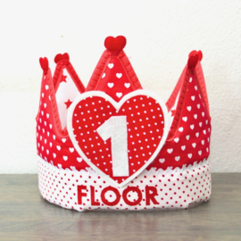 Verjaardagskroon Floor