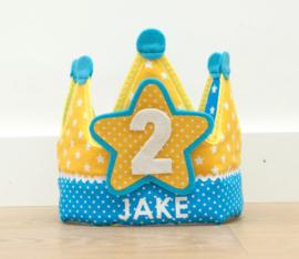 Verjaardagskroon Jake