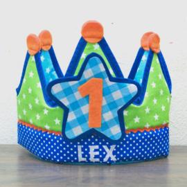 Verjaardagskroon Lex