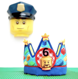 Verjaardagskroon Lego